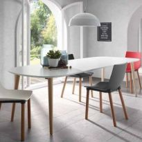 Perfect extandable dining table design ideas 31