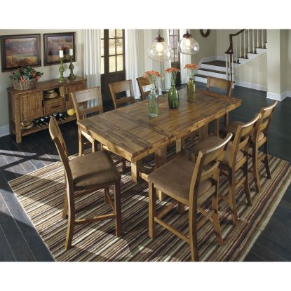 Perfect extandable dining table design ideas 33