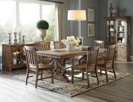 Perfect extandable dining table design ideas 36