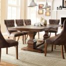 Perfect extandable dining table design ideas 41