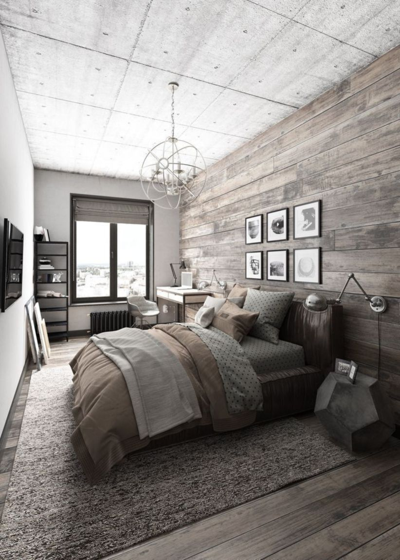 Romantic rustic bedroom ideas 25