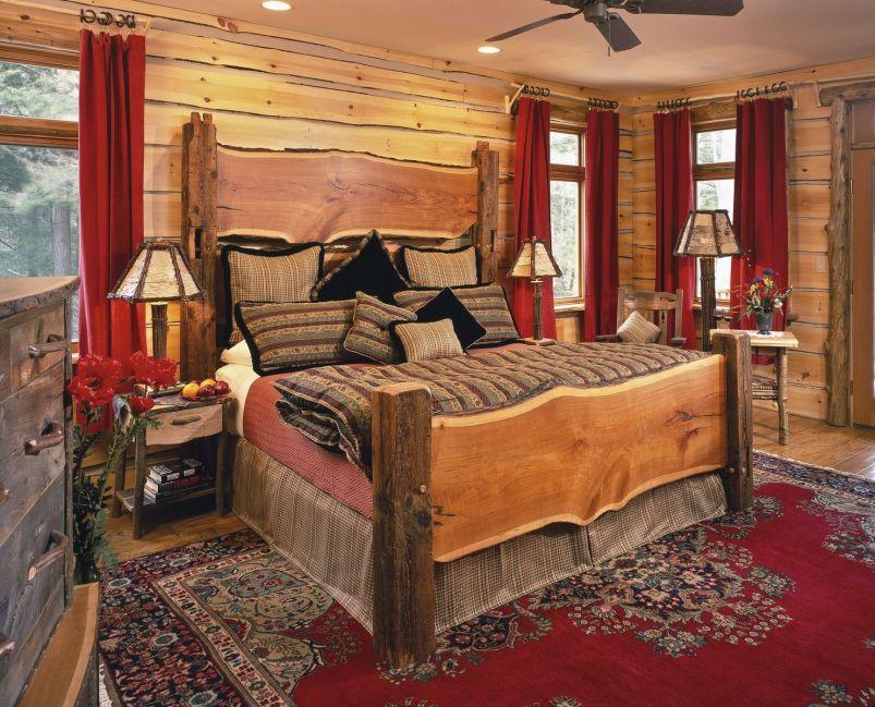 Romantic rustic bedroom ideas 30