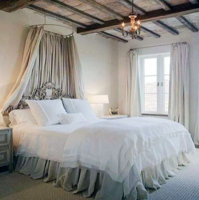 Romantic rustic bedroom ideas 31