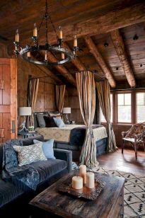 Romantic rustic bedroom ideas 40