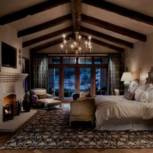 Romantic rustic bedroom ideas 41