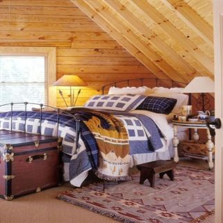 Romantic rustic bedroom ideas 42