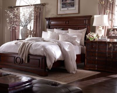 Romantic rustic bedroom ideas 43