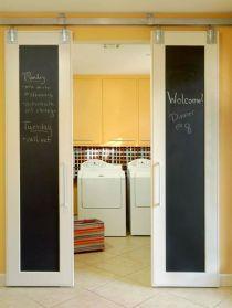 Unique practical chalkboard decor ideas for your kitchen 10