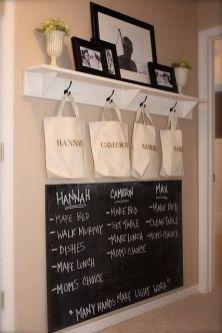 Unique practical chalkboard decor ideas for your kitchen 12