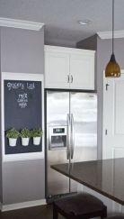Unique practical chalkboard decor ideas for your kitchen 16