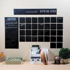 Unique practical chalkboard decor ideas for your kitchen 22