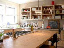Unique practical chalkboard decor ideas for your kitchen 29