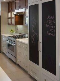 Unique practical chalkboard decor ideas for your kitchen 38