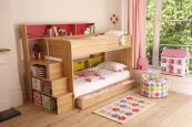 Unordinary space saving design ideas for small kids rooms 06