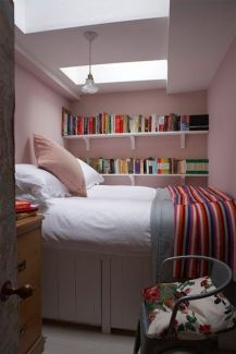 Unordinary space saving design ideas for small kids rooms 10