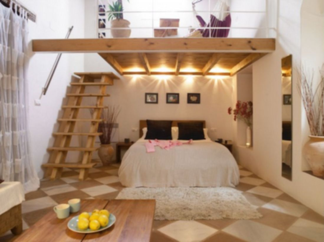 Unordinary space saving design ideas for small kids rooms 23
