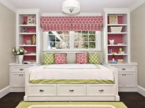 Unordinary space saving design ideas for small kids rooms 32