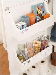 Simple bathroom storage ideas 05
