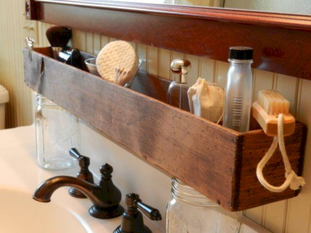 51 Simple Bathroom Storage Ideas
