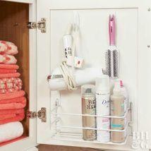 Simple bathroom storage ideas 37