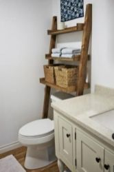 Simple bathroom storage ideas 51