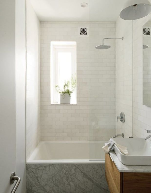Affordable bathroom design ideas for apartment 06