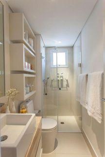 Affordable bathroom design ideas for apartment 19