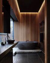 Affordable bathroom design ideas for apartment 25