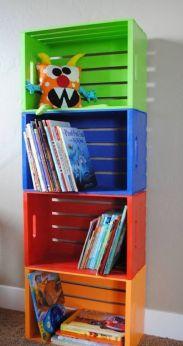 Affordable bookshelves ideas for 2019 06