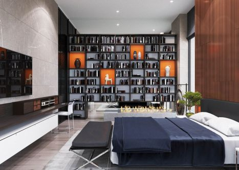 Affordable bookshelves ideas for 2019 10