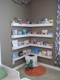 Affordable bookshelves ideas for 2019 46