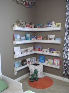 Affordable bookshelves ideas for 2019 46