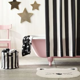 Amazing bathroom curtain ideas for 2019 01