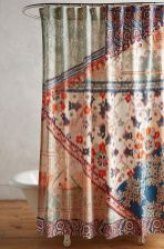 Amazing bathroom curtain ideas for 2019 18