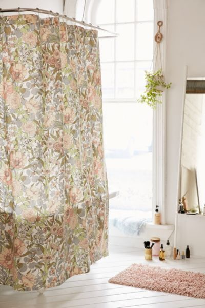 Amazing bathroom curtain ideas for 2019 22