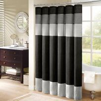 Amazing bathroom curtain ideas for 2019 24