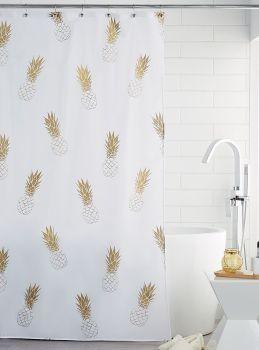 Amazing bathroom curtain ideas for 2019 40