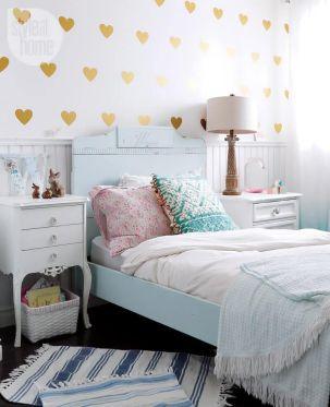 Charming fun tween bedroom ideas for girl 05