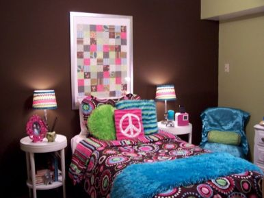 Charming fun tween bedroom ideas for girl 12