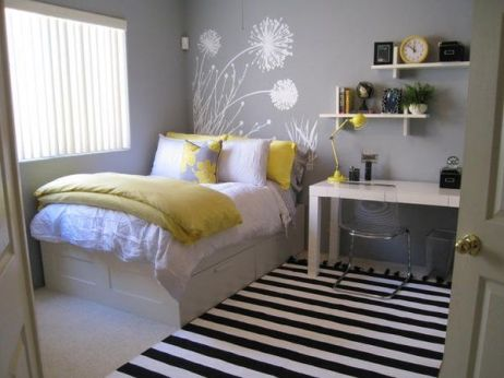 Charming fun tween bedroom ideas for girl 21