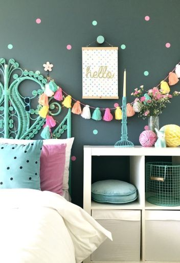 Charming fun tween bedroom ideas for girl 30