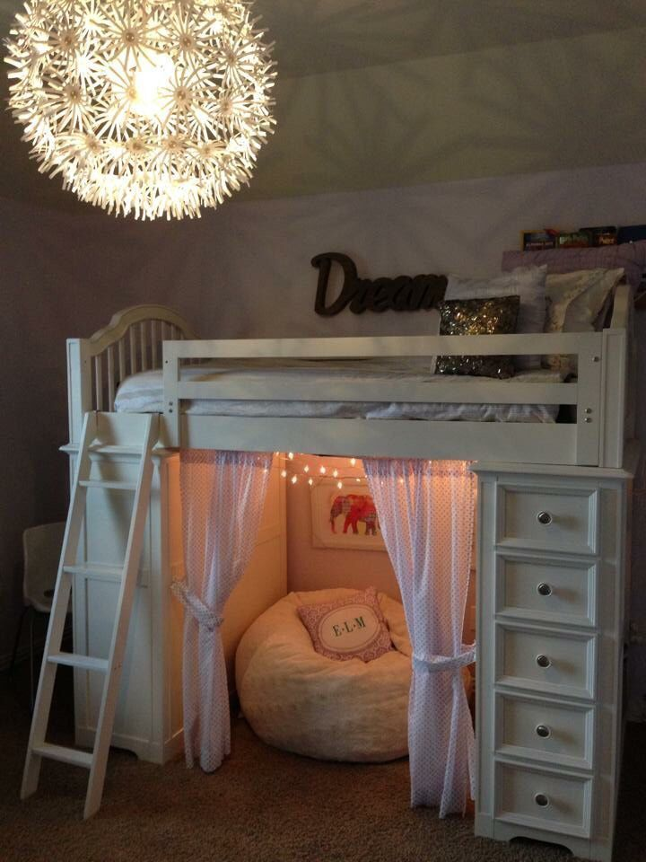 Charming fun tween bedroom ideas for girl 41