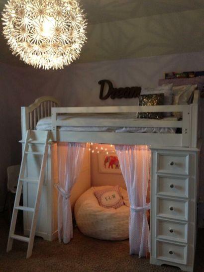 Charming fun tween bedroom ideas for girl 41