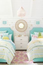 Charming fun tween bedroom ideas for girl 51