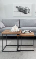 Creative coffee table design ideas for living room 23