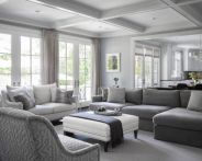 Creative coffee table design ideas for living room 27