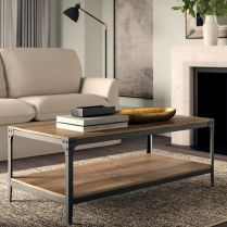 Creative coffee table design ideas for living room 37