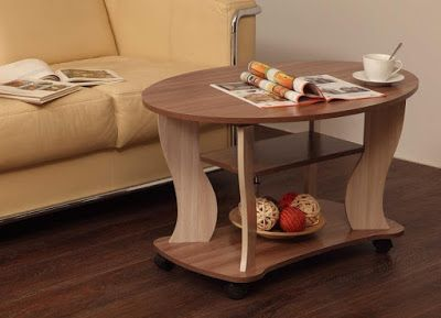 Creative coffee table design ideas for living room 49
