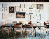 Cute dining room rug decorating ideas 14