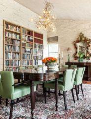 Cute dining room rug decorating ideas 28